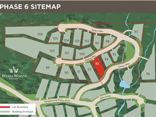 Lot for sale in WedgeWoods, Whistler, Whistler, 9333 Warbler Way, 262626015 | Realtylink.org