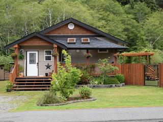 House for sale in Tahsis, Tahsis/Zeballos, 623 Alpine View Rd, 882632 | Realtylink.org