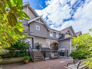 Townhouse for sale in Oakridge VW, Vancouver, Vancouver West, 6 6262 Ash Street, 262620137 | Realtylink.org