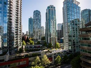 Apartment for sale in Coal Harbour, Vancouver, Vancouver West, 1004 1228 W Hastings Street, 262621129   Realtylink.org