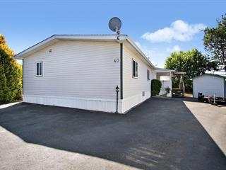 Manufactured Home for sale in Dewdney Deroche, Mission, Mission, 40 41168 Lougheed Highway, 262626609 | Realtylink.org
