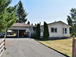 Manufactured Home for sale in Williams Lake - Rural North, Williams Lake, Williams Lake, 4220 Wildwood Road, 262627635 | Realtylink.org