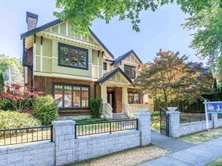 House for sale in Quilchena, Vancouver, Vancouver West, 2450 W 35th Avenue, 262627520 | Realtylink.org