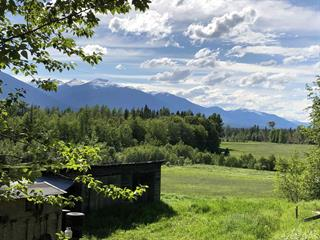 Lot for sale in McBride - Rural West, McBride, Robson Valley, Lot A Mountain View Road, 262601535 | Realtylink.org