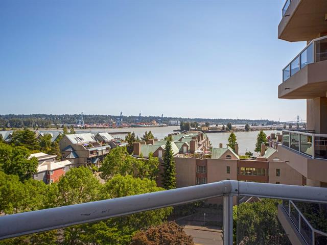 Apartment for sale in Quay, New Westminster, New Westminster, 906 1185 Quayside Drive, 262626743 | Realtylink.org