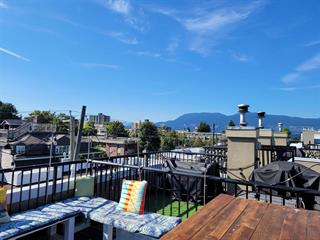 Apartment for sale in Kitsilano, Vancouver, Vancouver West, 201 2190 W 5th Avenue, 262627788 | Realtylink.org
