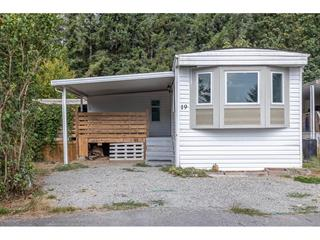 Manufactured Home for sale in Dewdney Deroche, Mission, Mission, 19 41639 Lougheed Highway, 262633432 | Realtylink.org
