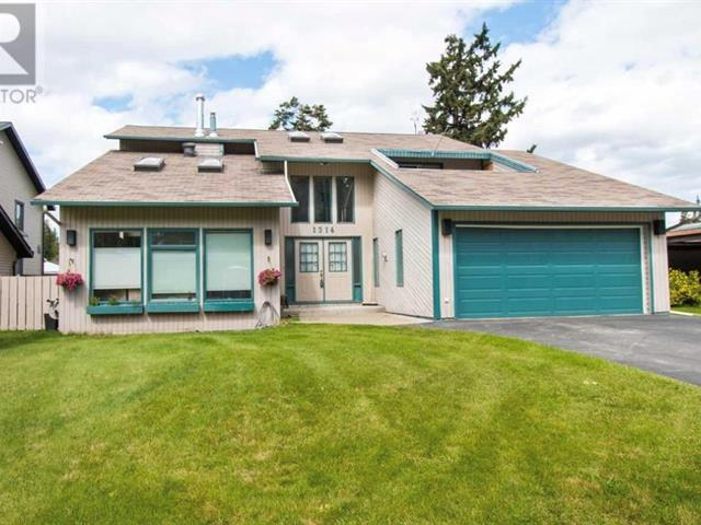 House for sale in Fraserview, Prince George, PG City West, 1514 Paxton Place, 262633400 | Realtylink.org