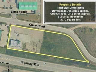 Retail for sale in Red Bluff/Dragon Lake, Quesnel, Quesnel, 960 Chew Road, 224945058   Realtylink.org