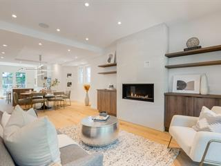 1/2 Duplex for sale in Kitsilano, Vancouver, Vancouver West, 2142 W 1st Avenue, 262634495 | Realtylink.org