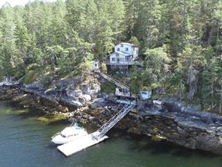 Recreational Property for sale in Nelson Island, Sunshine Coast, Block D, 262634251   Realtylink.org