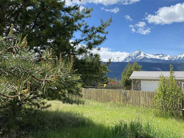 Lot for sale in Valemount - Town, Valemount, Robson Valley, 1471 8th Place, 262634100   Realtylink.org