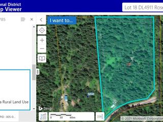 Lot for sale in 150 Mile House, Williams Lake, Lot 18 Dl4911 Rose Drive, 262634032   Realtylink.org