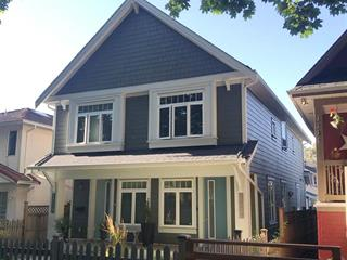 1/2 Duplex for sale in Grandview Woodland, Vancouver, Vancouver East, 1781 E 13th Avenue, 262510058 | Realtylink.org