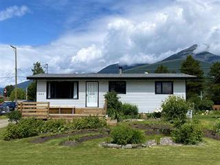 House for sale in Valemount - Town, Valemount, Robson Valley, 1222 8th Avenue, 262466227 | Realtylink.org