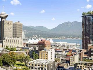 Apartment for sale in Downtown VW, Vancouver, Vancouver West, 2802 188 Keefer Place, 262518721 | Realtylink.org