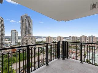 Apartment for sale in Downtown NW, New Westminster, New Westminster, 1408 833 Agnes Street, 262507447 | Realtylink.org