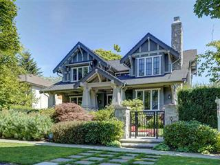 House for sale in South Granville, Vancouver, Vancouver West, 6162 Adera Street, 262480689 | Realtylink.org