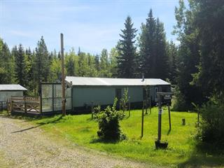 Manufactured Home for sale in Bouchie Lake, Quesnel, Quesnel, 2682 Pinnacles Road, 262510724 | Realtylink.org