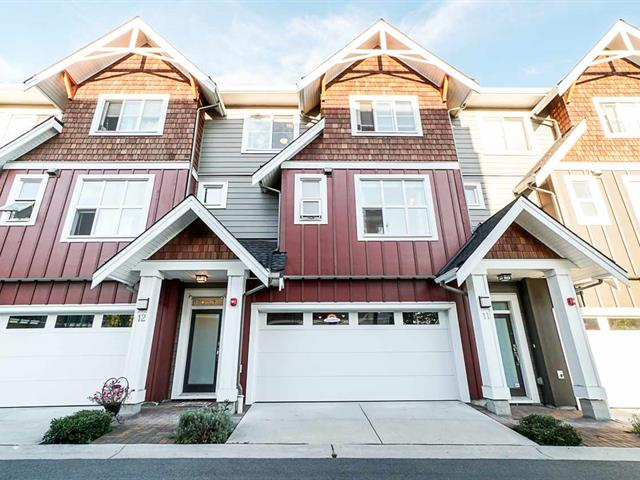 Townhouse for sale in Glenwood PQ, Port Coquitlam, Port Coquitlam, 12 2150 Salisbury Ave Avenue, 262519631   Realtylink.org