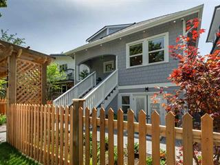 1/2 Duplex for sale in Grandview Woodland, Vancouver, Vancouver East, 1980 Graveley Street, 262492605   Realtylink.org