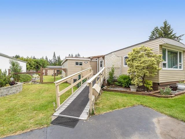 Manufactured Home for sale in Comox, Comox Peninsula, 32 1901 Ryan Rd, 855995 | Realtylink.org