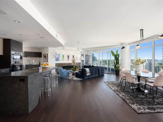 Apartment for sale in Downtown VW, Vancouver, Vancouver West, 2201 1372 Seymour Street, 262520558 | Realtylink.org