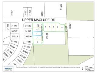 Lot for sale in Abbotsford West, Abbotsford, Abbotsford, Lt.3 31538 Upper Maclure Road, 262519567 | Realtylink.org