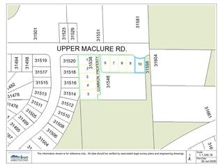 Lot for sale in Abbotsford West, Abbotsford, Abbotsford, Lt.10 31538 Upper Maclure Road, 262498899 | Realtylink.org