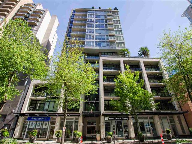 Apartment for sale in Downtown VW, Vancouver, Vancouver West, 305 1252 Hornby Street, 262520585 | Realtylink.org