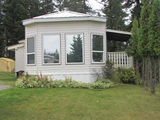 Manufactured Home for sale in Williams Lake - Rural West, Williams Lake, Williams Lake, 50 997 Chilcotin 20 Highway, 262519456 | Realtylink.org