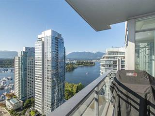 Apartment for sale in Coal Harbour, Vancouver, Vancouver West, 2601 1205 W Hastings Street, 262509128 | Realtylink.org