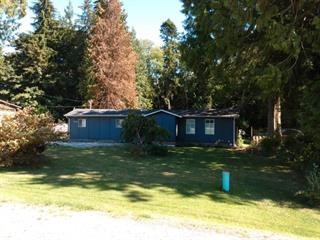 Manufactured Home for sale in Sechelt District, Sechelt, Sunshine Coast, 5608 Wakefield Road, 262514422 | Realtylink.org