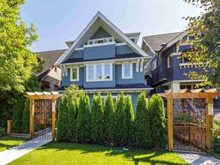 1/2 Duplex for sale in Kitsilano, Vancouver, Vancouver West, 2 3640 W 2nd Avenue, 262513707 | Realtylink.org