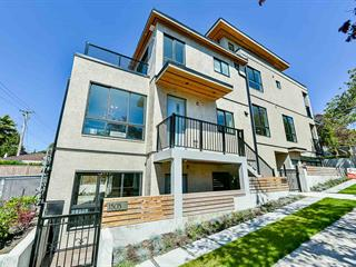 Townhouse for sale in South Granville, Vancouver, Vancouver West, 1505 W 60th Avenue, 262506390 | Realtylink.org