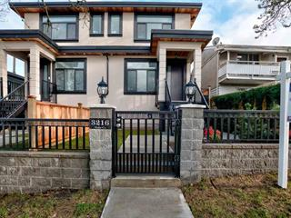 1/2 Duplex for sale in Renfrew Heights, Vancouver, Vancouver East, 3216 Vimy Crescent, 262492740   Realtylink.org