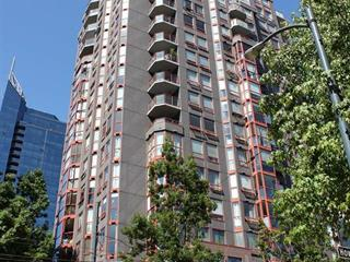 Apartment for sale in Downtown VW, Vancouver, Vancouver West, 1307 811 Helmcken Street, 262512354   Realtylink.org