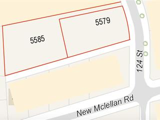 Lot for sale in Panorama Ridge, Surrey, Surrey, 5585 124 Street, 262520185 | Realtylink.org
