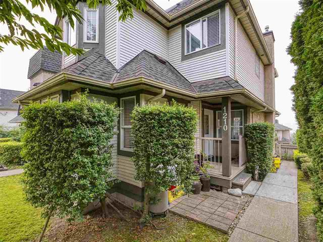 Townhouse for sale in Maillardville, Coquitlam, Coquitlam, 5 1210 Hachey Avenue, 262520364 | Realtylink.org
