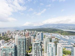 Apartment for sale in Coal Harbour, Vancouver, Vancouver West, 5703 1151 W Georgia Street, 262485288 | Realtylink.org