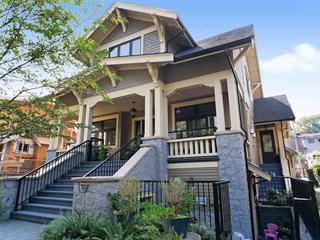 Townhouse for sale in Kitsilano, Vancouver, Vancouver West, 1836 W 12th Avenue, 262520104 | Realtylink.org