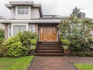 House for sale in South Granville, Vancouver, Vancouver West, 1178 W 42nd Avenue, 262520027 | Realtylink.org
