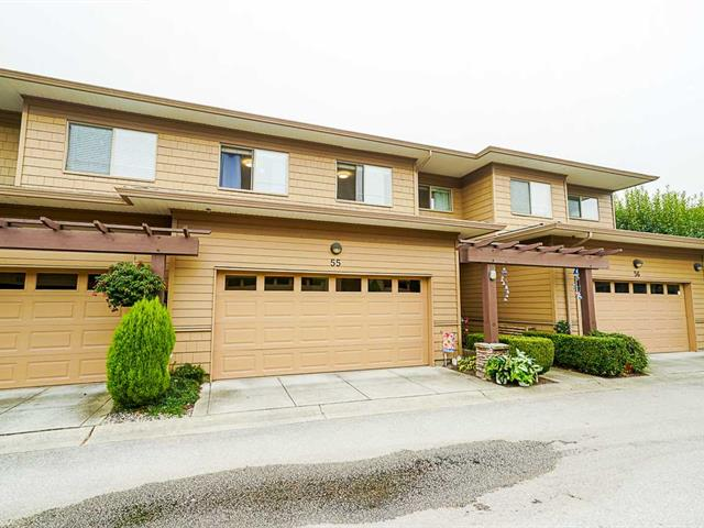 Townhouse for sale in Cloverdale BC, Surrey, Cloverdale, 55 16655 64 Avenue, 262519312 | Realtylink.org