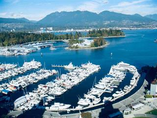 Apartment for sale in Coal Harbour, Vancouver, Vancouver West, 2501 555 Jervis Street, 262516135 | Realtylink.org