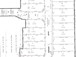 Lot for sale in Rosedale Popkum, Rosedale, Rosedale, 10191 Parkwood Drive, 262472227 | Realtylink.org
