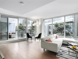 Apartment for sale in Coal Harbour, Vancouver, Vancouver West, 204 1499 W Pender Street, 262493011 | Realtylink.org