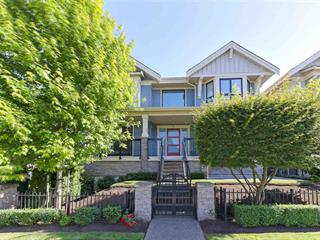 Townhouse for sale in Woodwards, Richmond, Richmond, 1 6028 Maple Road, 262495409   Realtylink.org