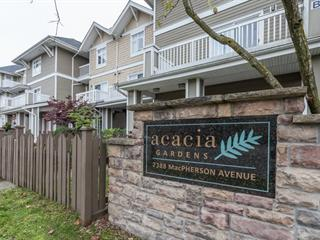 Townhouse for sale in Metrotown, Burnaby, Burnaby South, 67 7388 Macpherson Avenue, 262518363 | Realtylink.org