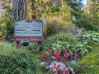 Townhouse for sale in Olde Caulfeild, West Vancouver, West Vancouver, 29 4957 Marine Drive, 262519526 | Realtylink.org