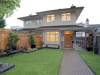 1/2 Duplex for sale in Dundarave, West Vancouver, West Vancouver, 2376 Marine Drive, 262645558 | Realtylink.org